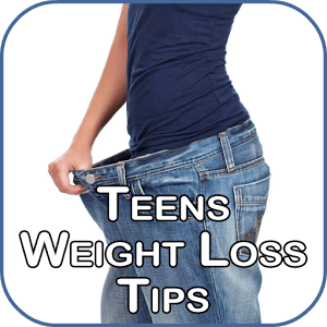 Weight Loss Tips for Teens