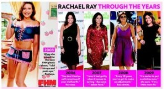Rachael Ray Weight Lost.