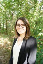 Cynthia Chamaret : Juriste en droit social chez FNSEA 44