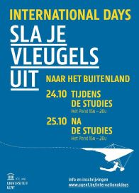 UGent International days okt2016