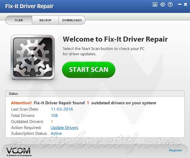 Fix-It Driver Repair 3.0