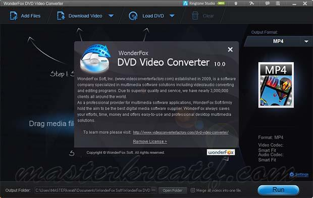 WonderFox DVD Video Converter 10