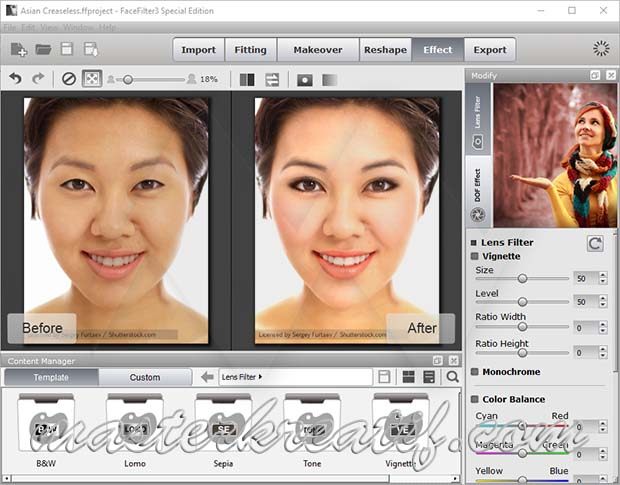 Reallusion FaceFilter 3.02.2713.1