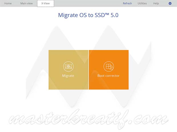 Paragon Migrate OS to SSD 5.0