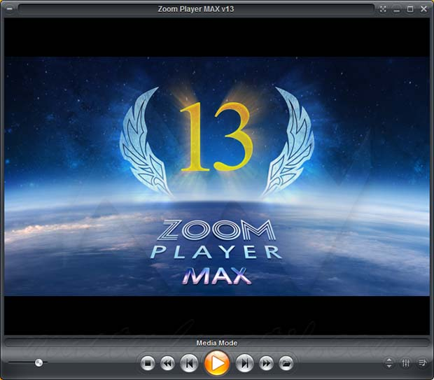 Zoom Player MAX 13