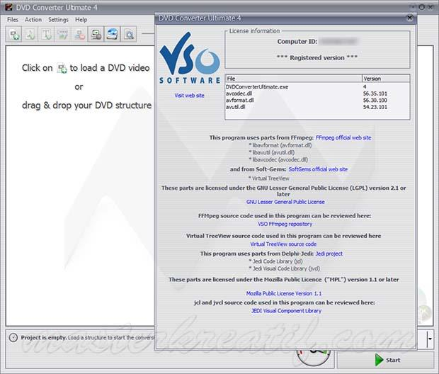 VSO DVD Converter Ultimate 4