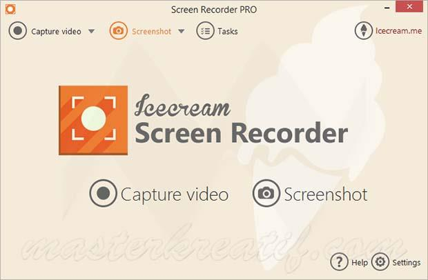 Icecream Screen Recorder Pro Full
