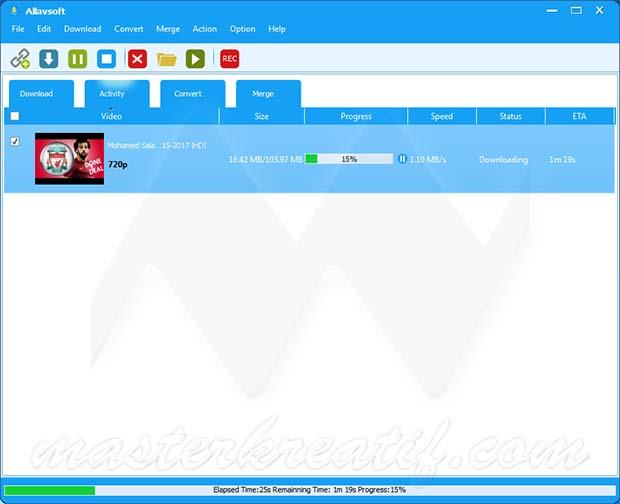 Allavsoft Video Downloader Converter