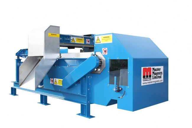 Magnets Food Processing
