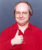 Jakob Nielsen Thumbs Up