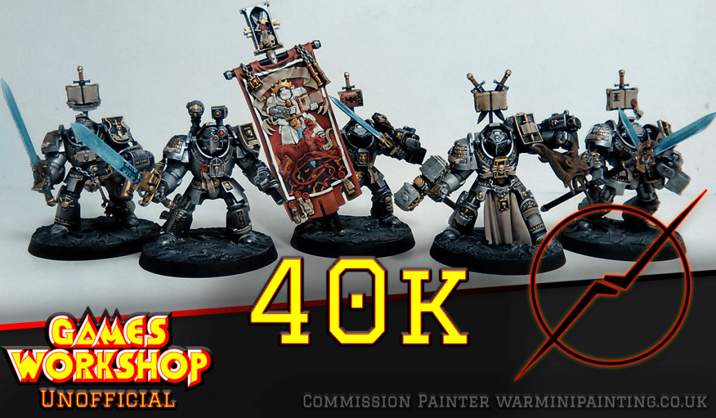 The Warhammer 40,000 Chronicles: Returning to the Hobby
