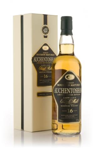 Auchentoshan 16, Finest Bourbon Matured