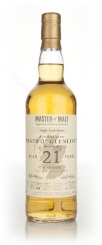 Braes o' Glenlivet 21 at Master of Malt