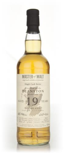 Deanston 19 by Master of Malt