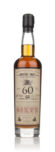 Master of Malt 60 year old Single Malt Whisky