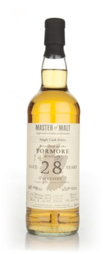 Tormore 28 at Master of Malt