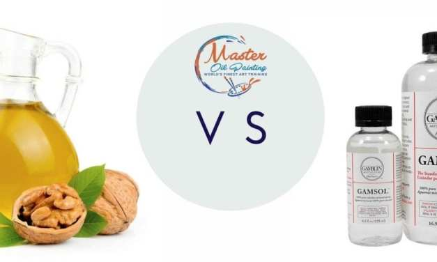 Is Walnut Oil Really a Substitute for Mineral Spirits?
