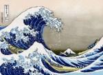21. The Great Wave off Kanagawa