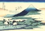 27. Umezawa in Sagami Province