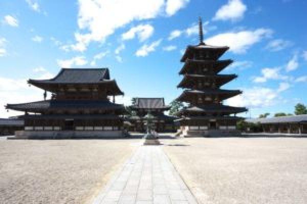 Saiin garan, Horyuji Temple