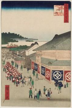 Hirokoji Street in Shitaya