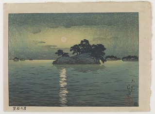 Matsushima in the Moonlight