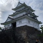 Odawara Castle, the most unassailable castle in Japan