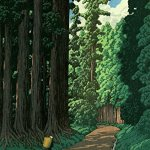 Check the woodblock prints of Kawase Hasui with posters on Amazon