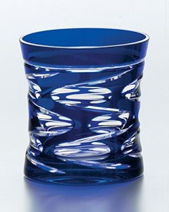 10 modern pattern Edo-kiriko glass tumblers on Amazon