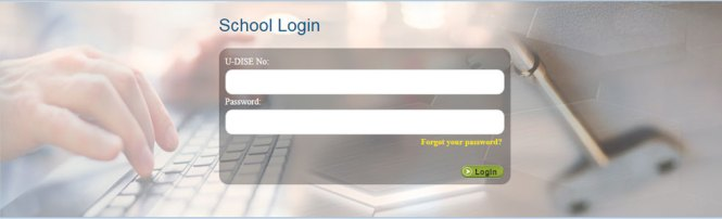 Students Login for 11th Std Admission