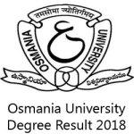 Osmania University Degree Result 2018