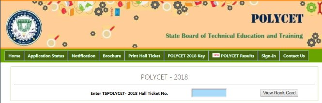 TS Polycet 2018 Results