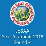 josaa-seat-allotment-2018-round-4