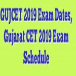 GUJCET 2019 Application Form