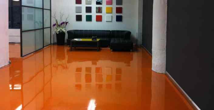 Pintura para piso ep xi - Pintura para mosaicos piso ...