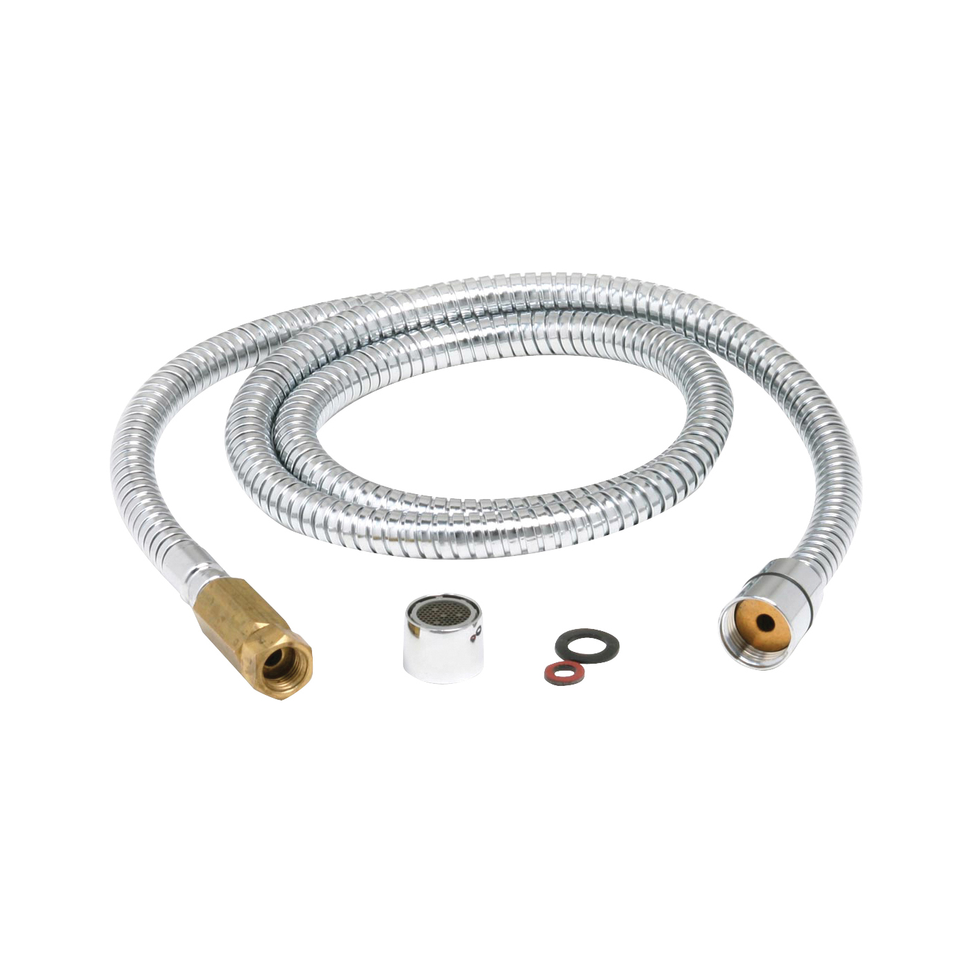 delta hose assembly pull out faucet