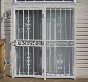patio security gates baltimore md
