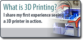 What is 3D printing