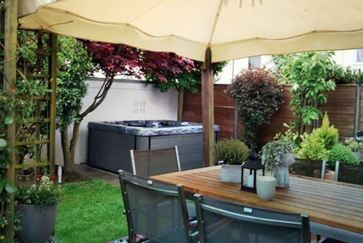 Budget-Friendly Backyard Ideas for Hot Tub Owners - Master ... on Budget Friendly Patio Ideas  id=30258