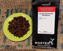 Koffiebonen Indonesie Sumatra