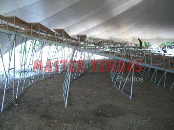 Estrutura para eventos - master Tendas