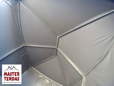 Tenda Cinza