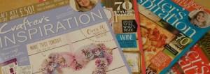 Crafter's companion Inspiration Magazines – Shop vlog