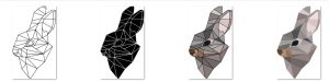 Geometrisch Konijn