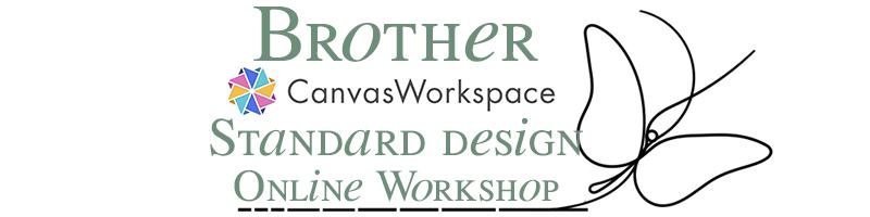 Brother Canvas Workspace – Basis Design maken