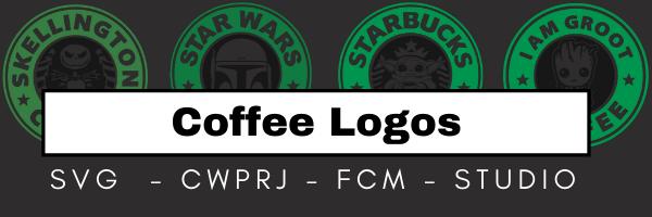 Coffee logos!
