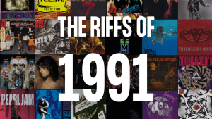 Copy of The Riffs of 1991
