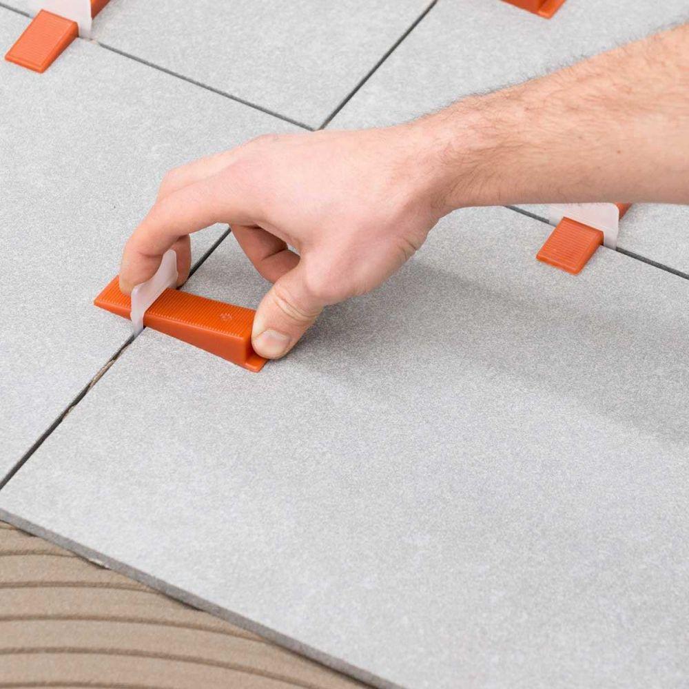 raimondi tile leveling system base clips