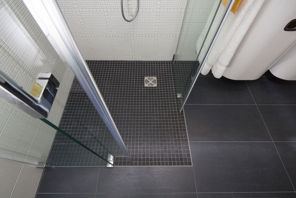 wedi fundo primo shower bases w drain assembly