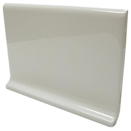 roca cc snow white bullnose ceramic tile
